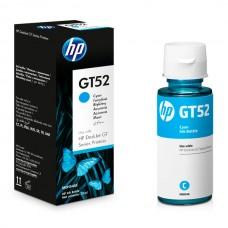 Картридж струйный HP GT52 M0H54AE голубой для HP DJ GT