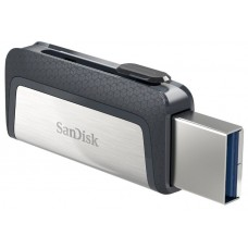Накопитель USB 3.1 Flash Drive 128Gb SanDisk Ultra Dual Drive