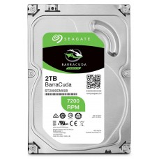Накопитель HDD 2000 Gb Seagate Barracuda ST2000DM008