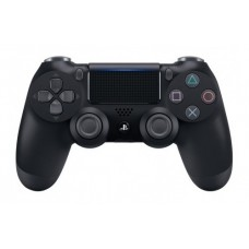 Контроллер Sony Wireless Controller Dualshock4 v2 Black (CUH-ZCT2E/PS719870357)