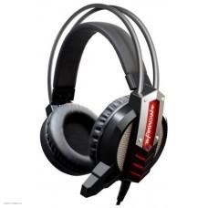 Наушники с микрофоном Oklick HS-L450G ARROW Black