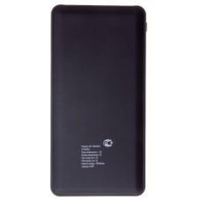 Портативный аккумулятор Buro RA-10000SM Black (RA-10000SM)