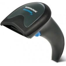 Сканер штрих-кода DataLogic QuickScan Lite QW2420 2D (1D/PDF/2D/ЕАГИС/IP42/71x171x66mm/подставка/120g) (QW2420-BKK1S)