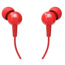 Наушники JBL C100SIU Red (JBLC100SIURED)