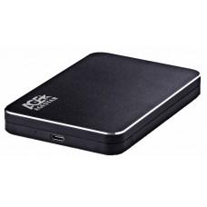 Контейнер внешний AgeStar 3UB2A18 Black (USB3.0/2.5
