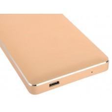 Контейнер внешний AgeStar 3UB2A16 Gold (USB3.0/2.5