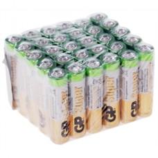 Батарейки щелочные GP Super Alkaline 24A LR03 AAA (30шт)