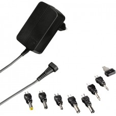 Зарядное устройство Hama Eco Black (600мА) (00121971)