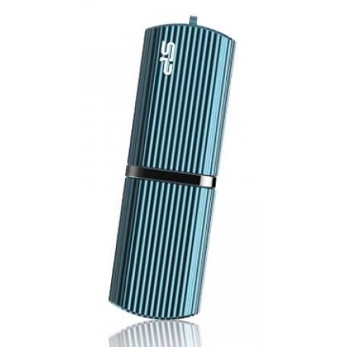 Накопитель USB 3.0 Flash Drive 16Gb Silicon Power Marvel M50 Blue (SP016GBUF3M50V1B)