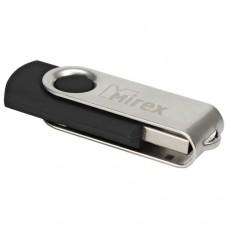 Накопитель USB 2.0 Flash Drive 8Gb Mirex Swivel Black (13600-FMURUS08)