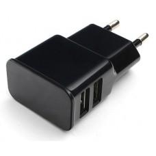 Зарядное устройство Cablexpert MP3A-PC-12 Black (MP3A-PC-12)