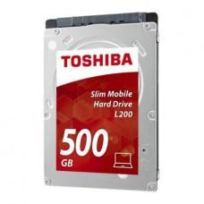 Накопитель HDD  500 Gb Toshiba HDWK105UZSVA L200 Slim