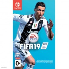 FIFA 19 (Nintendo Switch русская версия)