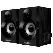 Акустическая система 2.0 Sven SPS-517 Black, SV-016180