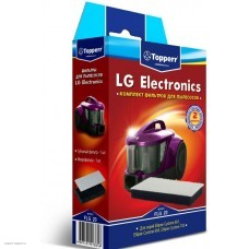 Фильтр для пылесоса LG 1 шт. TOPPERR 1142 FLG 23