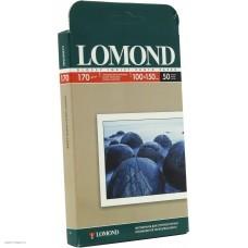 LOMOND 0102150 Глянцевая односторонняя 10x15 170г/м2. 50л