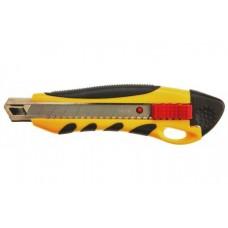 Нож с отламывающимся лезвием TOPEX 17B428, 18 мм