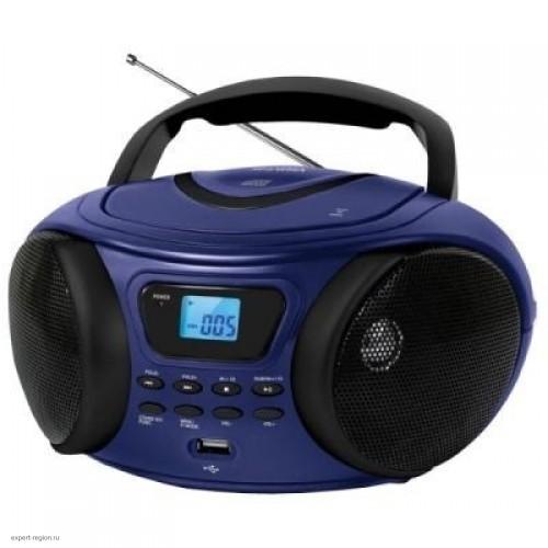 Магнитола BBK BX170BT dark blue