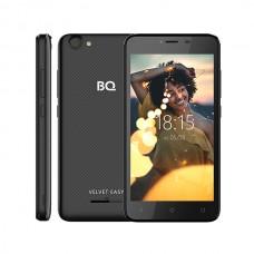 Смартфон BQ 5000G Velvet Easy Black