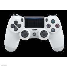 Аксессуар для PS4 SONY Dualshock 4 Cont Glacier White v2/RUS (CUH-ZCT2E)