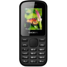 Мобильный телефон teXet TM-130 Black Red