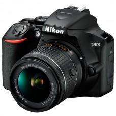 Фотоаппарат Nikon D3500 AF-P 18-55 non VR black