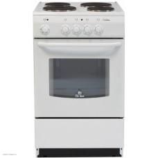Плита электрическая De Luxe 5004.12 э белый