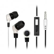 Проводные наушники с микрофоном Dialog ES-05 (white)