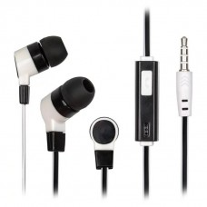 Проводные наушники с микрофоном Dialog ES-05 (black)