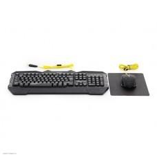 Клавиатура+мышь Qumo Solaris