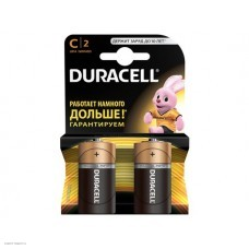 Батарейка Duracell LR14 C 2шт. (LR14-2BL)