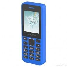 мобильный телефон Maxvi C23 blue-black 2SIM без СЗУ