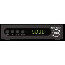Цифровой ресивер World Vision T64D