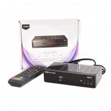 TV приставка (ресивер) Сигнал Эфир HD-600RU (эфирное цифровое ТВ)