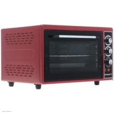 Духовка KRAFT KF-MO 3804 KR(красный)