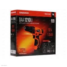 Шуруповерт Daewoo DAA1210Li