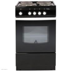 Плита De Luxe 5004.12 э черный