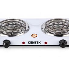 Плитка электрическая Centek CT-1509 белый