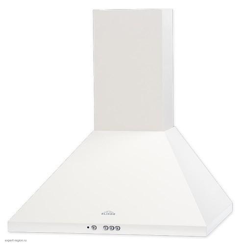 Вытяжка каминная Elikor Вента 60П-650-К3Д белый