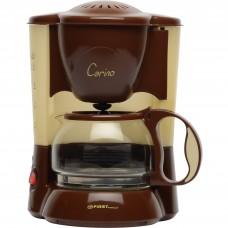 Кофеварка капельная FIRST FA-5458 коричневый