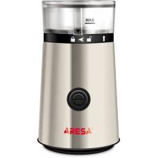 Кофемолка электрическая Aresa AR-3605 серебристый