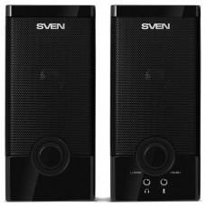 Акустическая система 2.0 Sven SPS-603(2x3W, USB+БП)