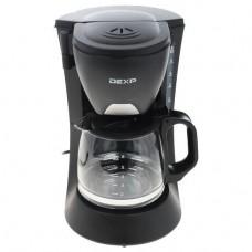Кофеварка капельная DEXP DCM-0600 черный