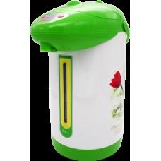 Чайник-Термос SAKURA SA-353WGR 3,5л бел/зел
