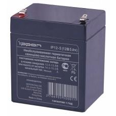 Батарея для ИБП Ippon IP12-5 12Вт 5Ач для Ippon