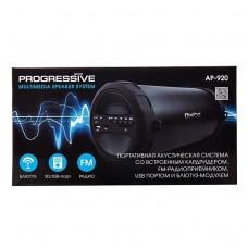 Портативная акустика Dialog Progressive AP-920 (black)