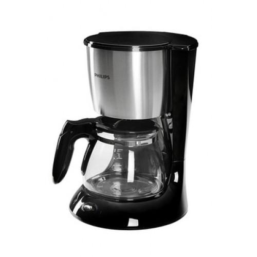 Кофеварка Philips HD 7457/20 черный (1000Вт)