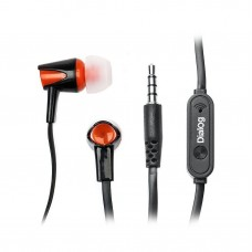 Проводные наушники с микрофоном Dialog ES-30 (black)