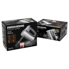 Миксер Redmond RHM-M2104 серебристый