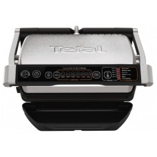 Гриль Tefal GC706D34 серебристый